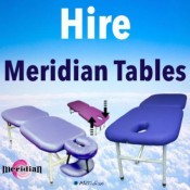 Hire Meridian lightest weight massage tables (0)