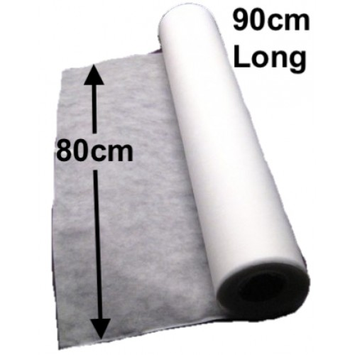 Disposable non woven roll 80cm wide x 90m long