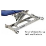 Power Lift Face hole - Side padding system - 1 section