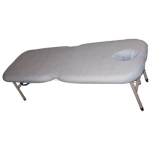 Terry cover King 85cm wide - With face hole