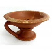 Charcoal Burner TERRACOTTA 8cm