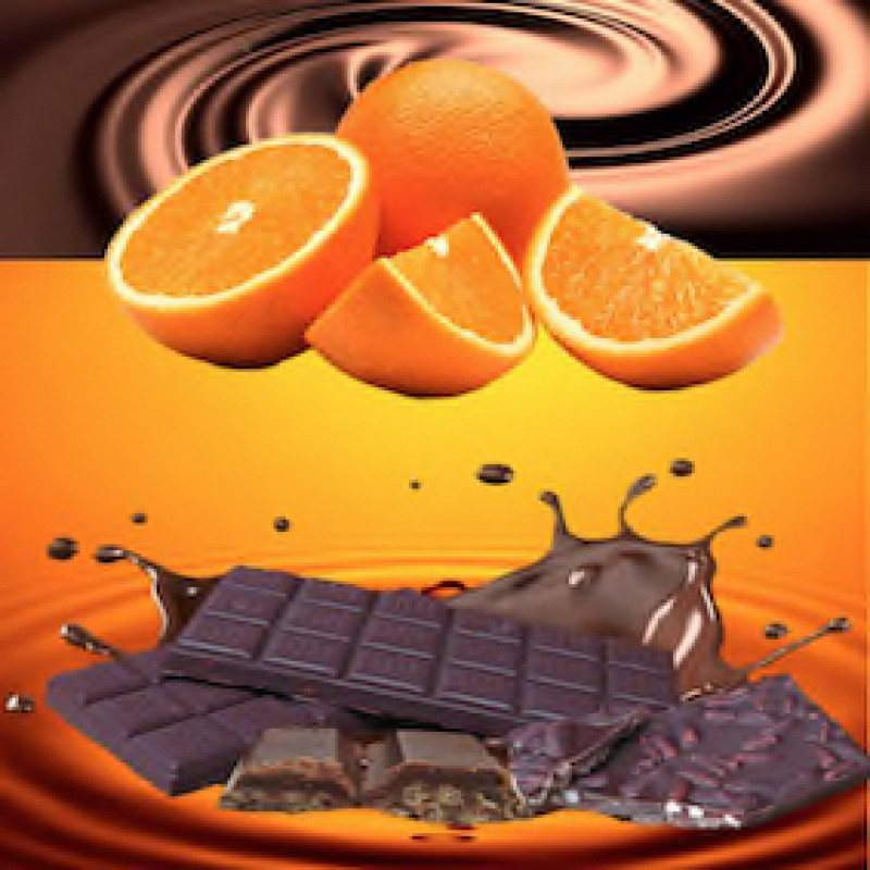 ChocolateOrmus - Orange