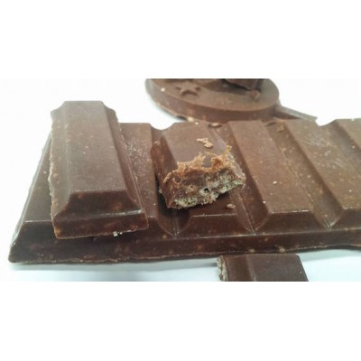 ChocolateOrmus - PeanutProtein bar - Lemon/Ginger