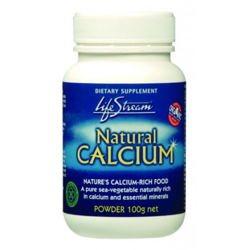 Calcium Powder 100g - LifeStream