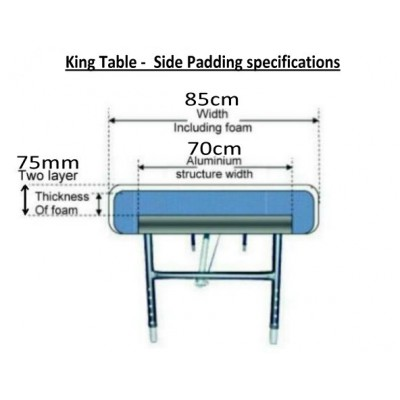 Atmosphere King 85cm Extra wide 10.5kg