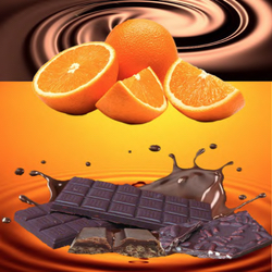 ChocolateOrmus - PeanutPanela bar - Orange