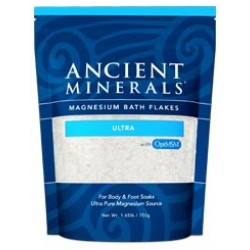 Magnesium Bath Flakes Ultra - Ancient Minerals