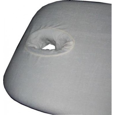 Terry Towelling cover with face hole - Custom size