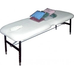 Terry Towelling cover- A.I.O Table (standard with face hole)